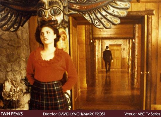 10 fotografías inéditas de Twin Peaks tomadas por Richard Hoover