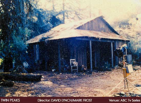 10 fotografías inéditas de Twin Peaks tomadas por Richard Hooverh